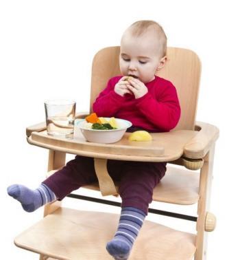 Особенности питания ребенка